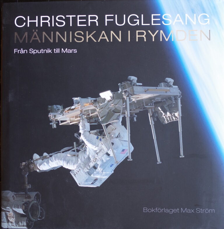 Tillsammans med Christer Fuglesang.
